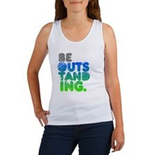 Bright Be Outstanding Women's Tank Top