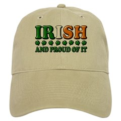 Irish and Proud of It 3D Baseball Cap