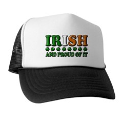 Irish and Proud of It 3D Trucker Hat