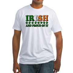 Irish and Proud of It 3D Shirt