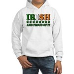 Irish and Proud of It 3D Hooded Sweatshirt