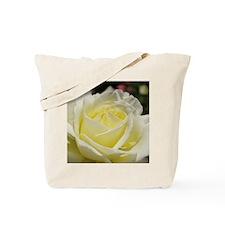 Ivory rose Tote Bag