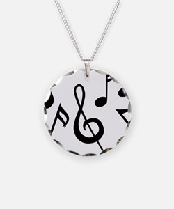 music_notes Necklace