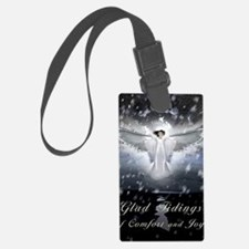 snowangelcard Luggage Tag