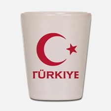 turkiye_moon Shot Glass