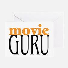 Movie Guru Greeting Cards (Pk of 10)