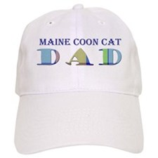 Maine Coon - MyPetDoodles.com Baseball Cap