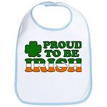 Proud to Be Irish Tricolor Bib