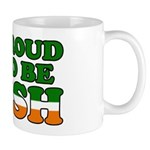 Proud to Be Irish Tricolor Mug
