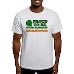 Proud to Be Irish Tricolor Light T-Shirt