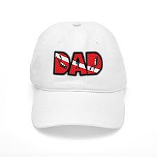 SCUBA Dad Baseball Cap