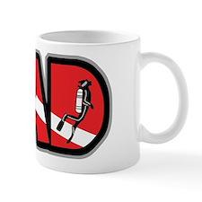 SCUBA Dad Mug