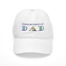 Norwegian Forest - MyPetDoodles.com Baseball Baseball Cap