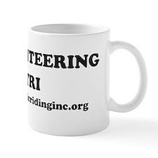 I Love Volunteering at TRIBumper Sticke Mug