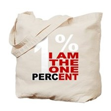 onepercent Tote Bag