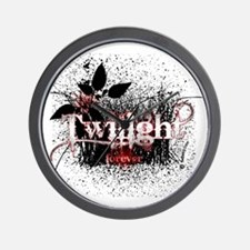 twilight forever by twibaby copy Wall Clock