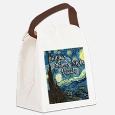 Junies Canvas Lunch Bag