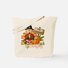 1st thanksgiving copy Tote Bag