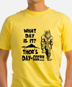 Thor's Day-eee!!! T