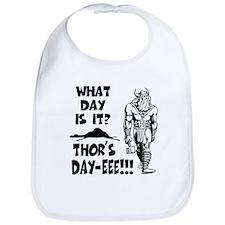Thor's Day-eee!!! Bib