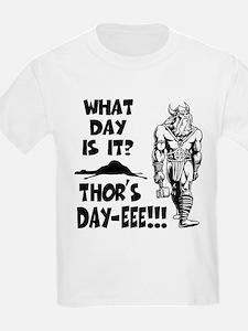 Thor's Day-eee!!! T-Shirt