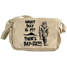 Thor's Day-eee!!! Messenger Bag