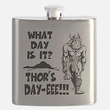 Thor's Day-eee!!! Flask