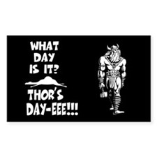 Thor's Day-eee!!! Decal