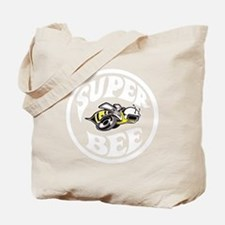 Super Bee White PNG Tote Bag