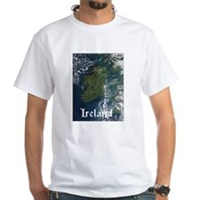 Ireland Via Satelite Shirt