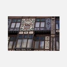 Dartmouth. 18th Century architect Rectangle Magnet