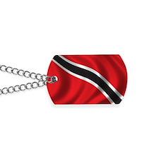 trinidad_flag Dog Tags
