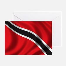 trinidad_flag Greeting Card