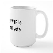 and I vote Mug