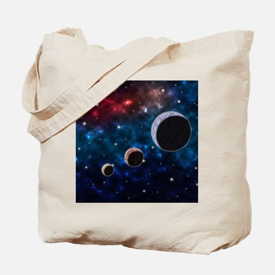 Cute Astronomy elements Tote Bag
