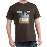 Penis Password Dark T-Shirt