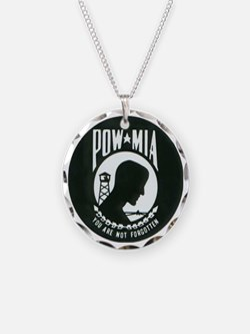pow-mia Necklace