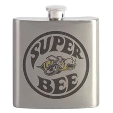 Super Bee PNG Flask