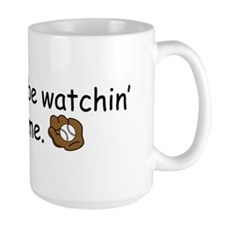 RatherWatchinBaseball Mug