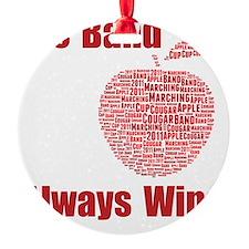 Apple Cup copy2 Ornament