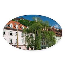 Ljubljana (Slovenian Capital): Buil Decal