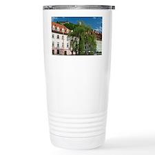 Ljubljana (Slovenian Capital):  Travel Mug