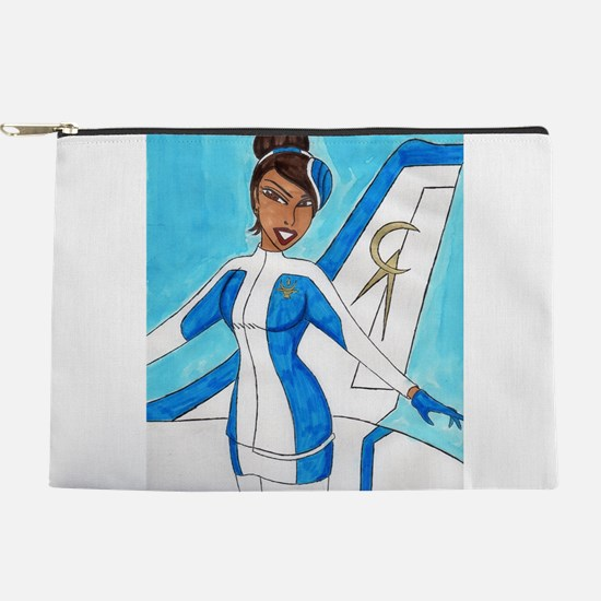 Come Fly With Us Makeup Pouch