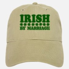 Irish by Marriage Baseball Baseball Cap