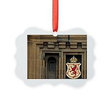 Edinburgh. Edinburgh Castle. Ornament