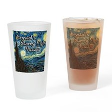 Krystals Drinking Glass