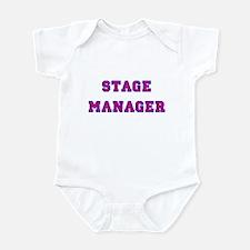 Stage Manager 2 Infant Bodysuit