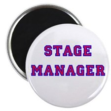 """Stage Manager 2 2.25"""" Magnet (100 pack)"""