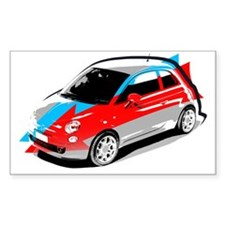 500 Style Decal