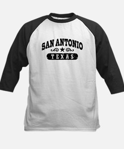 San Antonio Texas Kids Baseball Jersey